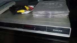 DVD Impecable con control