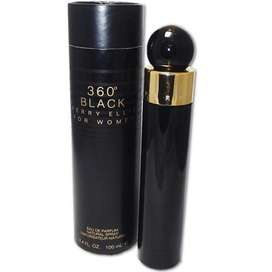 360 Black Perry Ellis For Women 100ml
