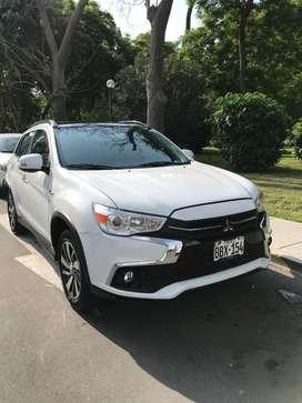 Mitsubishi ASX 2018 versión full