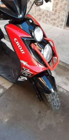 Moto cross en venta