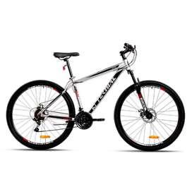 Bicicleta Teknial Tarpan 220run Mtb Rodado 29