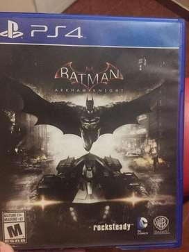 Batman caballero de Arkham ps4