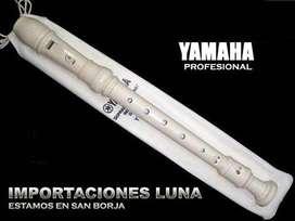 Distribuidor venta flauta yamaha
