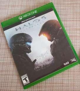 Juego Xbox One Halo 5