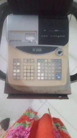 Se vende máquina registradora