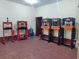 Prensas hidraulicas de calidad marca Bennoto