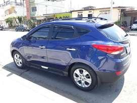 Hyundai Tucson ix 2011 negociable