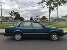Mazda 323, modelo 1994, $6.500.000 negociable, gas y gasolina.
