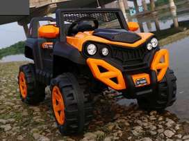 Carro para Niños Polaris Baterias 4x4 Mp3 Usb + Control Remoto