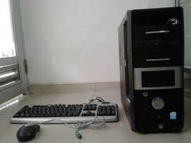 Pc Escritorio Intel Pentium 4 Cpu 2.80ghz 2.81 + 80g + 1g
