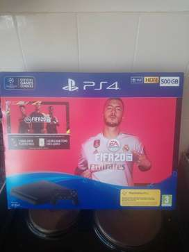 PLAY STATION 4 PS4 500GB FIFA 20