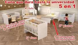 CUNA 5 EN 1 de la marca LITTLE BRU, modelos Europeos
