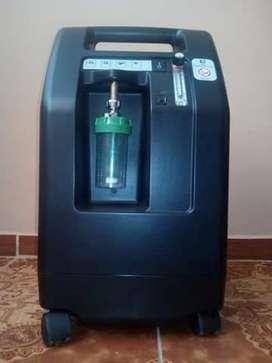 Concentrador de oxigeno DeVilbiss made in USA 5L hasta 8L  (negociable)