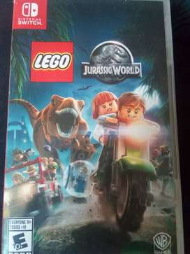 VENDO JUEGO JURASIC WORLD