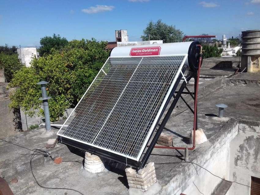 Termotanque solar 200lts 0