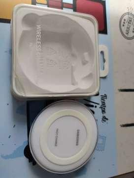 Vendo o cambio cargador Samsung wireless