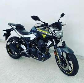 Yamaha MT 03 modelo 2017
