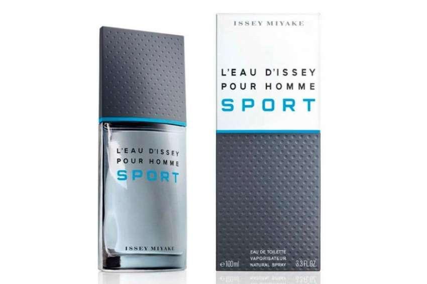Perfume L'eau d'Issey Homme Sport Miyake Caballero 100ml ORIGINAL 0