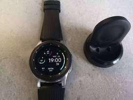 Smartwatch Samsung Galaxy Watch, reloj inteligente