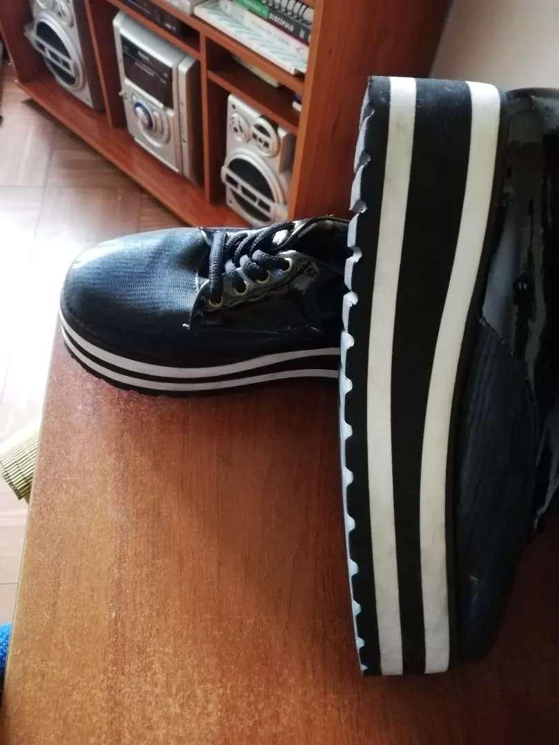 Lindos Zapatos de plataforma 0