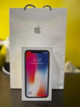 Vendo iPhone X de 64GB color Space Gray