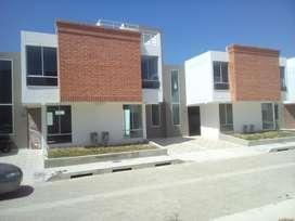 Venta casa nueva en Santa Marta - Para estrenar