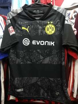 Camiseta de Futbol Borussia