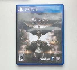 Juego de play Batman Arkhamk nigh