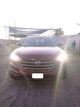 Camioneta Hyundai Tucson 2016