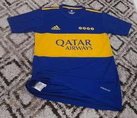 Camisetas de Boca junior