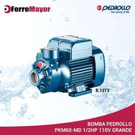 BOMBA PEDROLLO PKM60-MD 1/2HP 110V GRANDE PERIFERICA