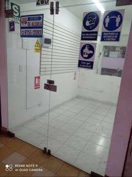 alquiler tienda u oficina en centro comercial santa rosa en  Surco