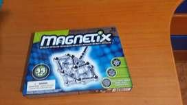 Magnetix Mega Bloks Caja 35 Piezas