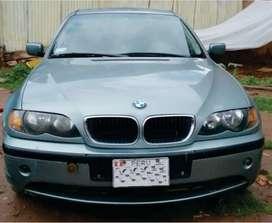 Vendo mi carro BMW 318i, del 2004