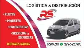 Fletes Y Transporte de Cargas Generales.