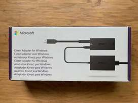 Adaptador Kinect para Xbox One S, X o PC. Genuino Microsoft (Caja Sellada)