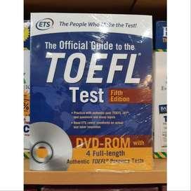 GUÍA OFICIAL TOEFL IBT 5 ED PACK