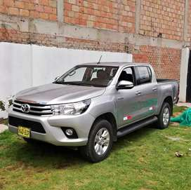 Toyota hilux impecable diesel