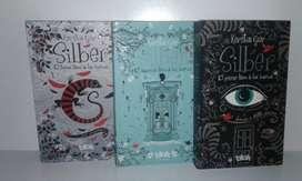 Trilogía Silber de Kerstin Gier