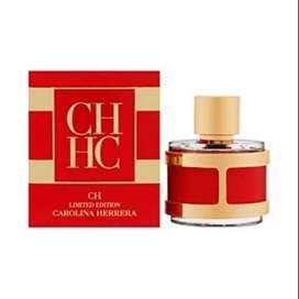 Perfume Carolina Herrera Ch Limited Edition 100ml Mujer Eros