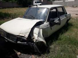 Fiat 128 Cl Super Europa Chocado