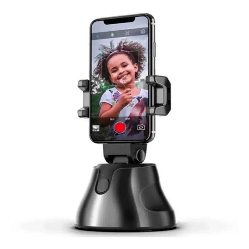 Robot selfie holder 360 grados