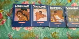 ENCICLOPEDIA DE LA SEXUALIDAD 4 TOMOS (MANIZALES)