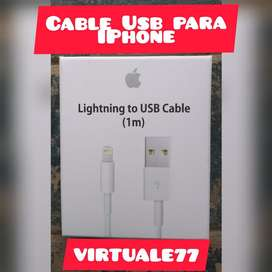 Cable Usb para iPhone