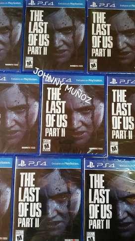 THE LAST OF US 2 PS4 NUEVO SELLADO