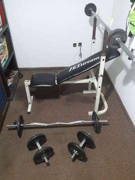 Vendo Juego de Gym