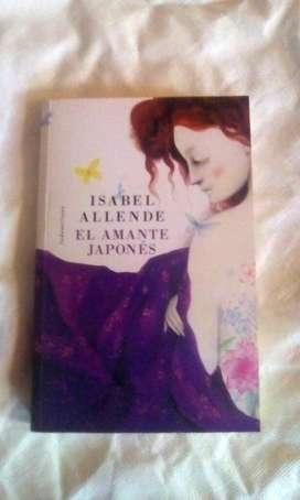 Libro El Amante Japonés Isabel Allende