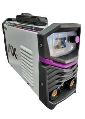 Equipo soldador inversor AXT257LCD 250AMP 110/220v