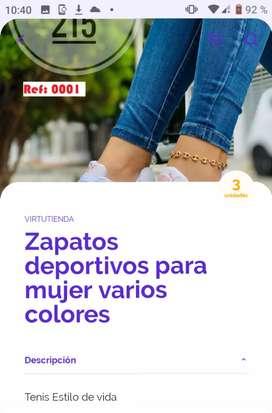 Hermoso calzado para mujer