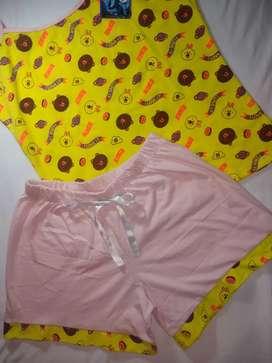 Pijamas de muy buena calidad